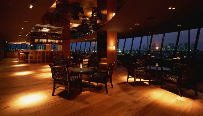 VIEW &DINING  THE Sky<ホテルニューオータニ>