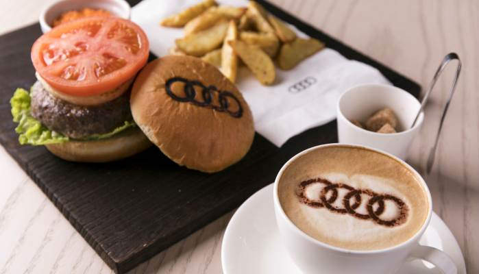 Audi Delight Cafe
